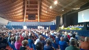 Assemblea dei soci della Cassa di Risparmio di Cesena al Carisport, domenica 3 luglio 2016