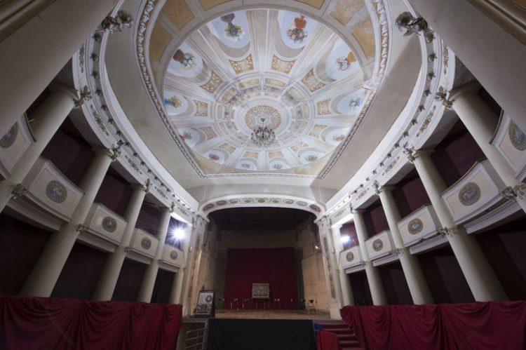Teatro Pedrini Brisighella - Foto IBC Emilia-Romagna