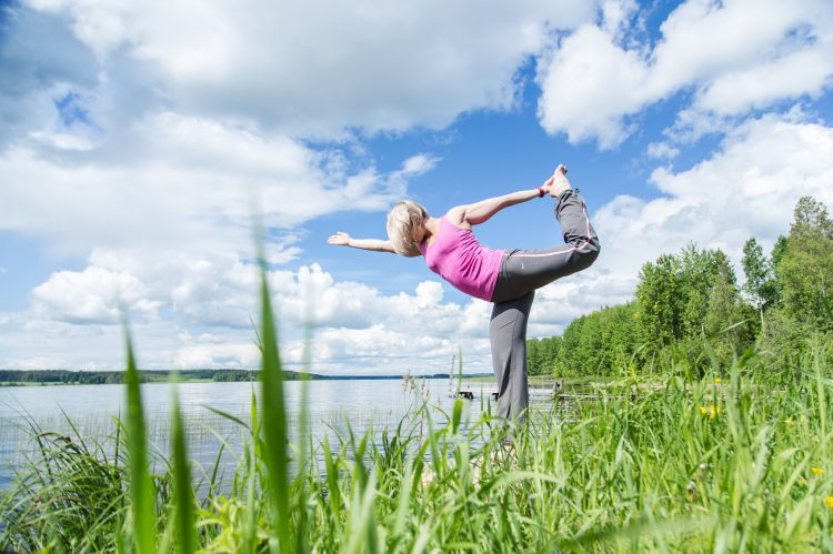 img_yoga by a lake CC by Visit Lakeland on Flickr